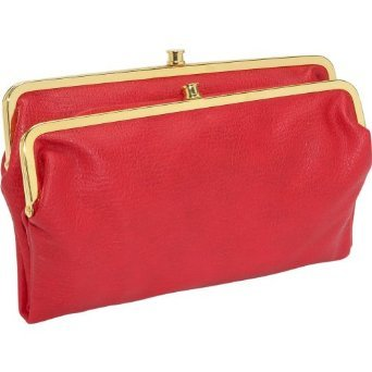 Urban Expressions Womens Vegan Leather Sandra Clutch Wallet (Red) by Urban Expressions