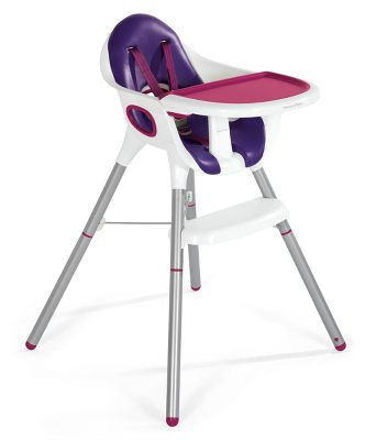 Mamas and Papas Juice Highchair – Raspberry, Baby & Kids Zone