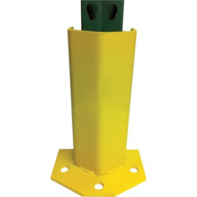 AK Industrial Rack Column Protector - 12in., Model# AKCP1200OU