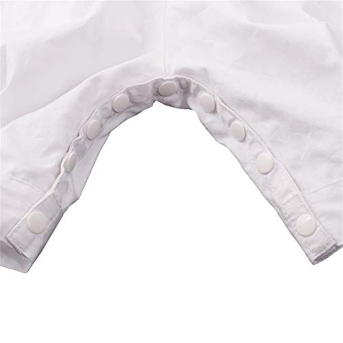 GRACEART 100/% Cotton Boys Christening Baptism Outfits Knickers and Hat