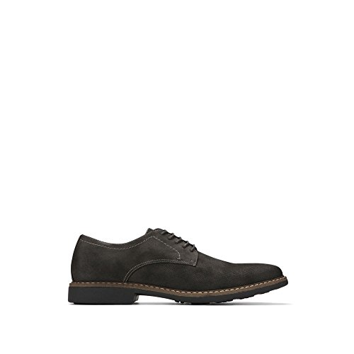 Kenneth Cole REACTION Men's Design 20521 Oxford, Dark Grey, 10.5 M US by Kenneth Cole REACTION