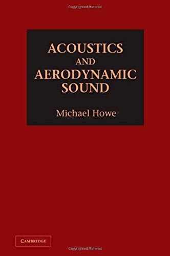 Acoustics and Aerodynamic Sound