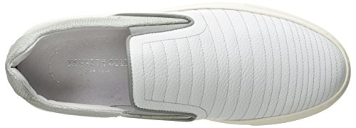 Kenneth Cole New York Mens Teamarbeid Slip-on Dagdriver Hvit / Grå