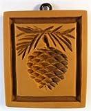 Anis-Paradies Pine Cone Springerle Cookie Mold