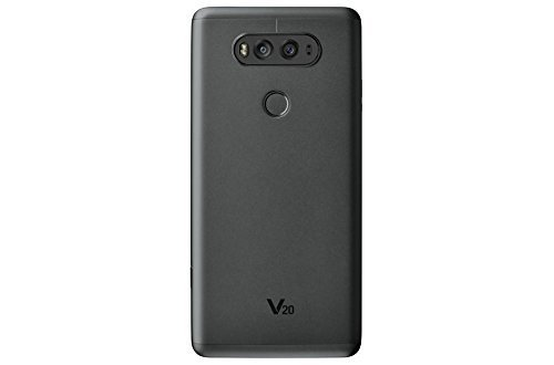 LG V20 H910 64GB Titan - Unlocked GSM (Renewed)