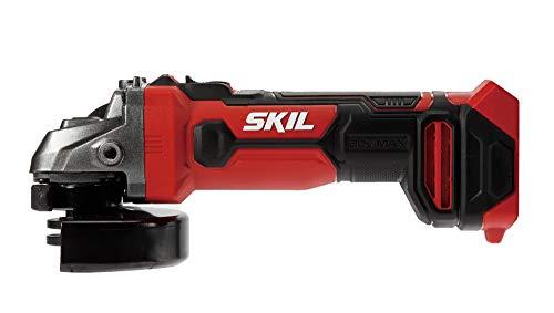 SKIL 20V 4-1 2 Angle Grinder, Tool Only – AG290201