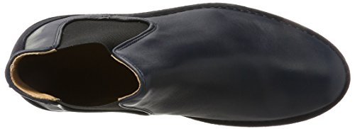 Sapphire Blu Shhroyce Chelsea Stivali Boot Dark SELECTED Leather Uomo 1nqaP8P