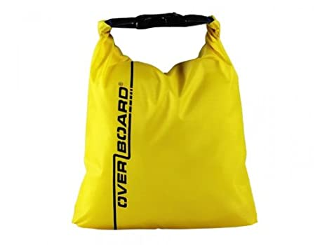 OverBoard Waterproof Dry Pouch 1 Ltr Yellow