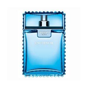 Versace Man Eau Fraiche By Gianni Versace For Men Edt Spray 3.4 Oz