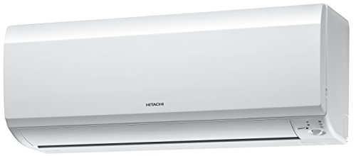 Hitachi 1.0 Ton 3 Star Split AC (Copper RSZ312HBD White)
