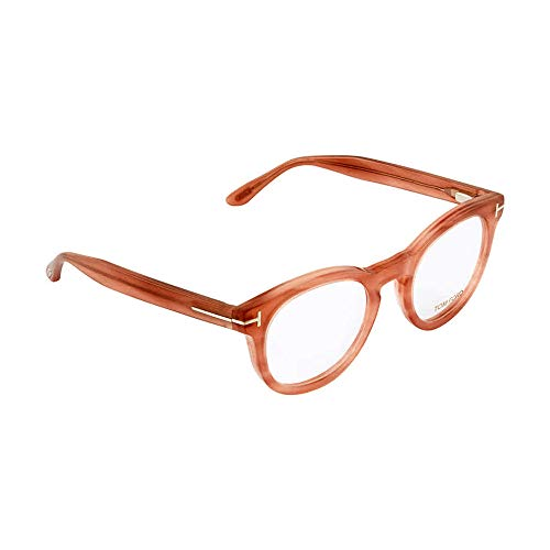 Tom Ford Unisex Ft5489 48Mm Optical Frames (Optical Frames)
