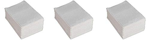 Avalon Papers 1001 プロフェッショナル タオル 3層 ティッシュ 13インチ x 18インチ ホワイト 500枚パック 3-(Pack) B07PXDBTGP  3-(Pack)