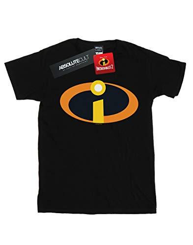 Suit Logo Disney Incredibles negro The 2 Boy camiseta wAa6BIx