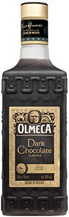 Olmeca Fusión Sabor Chocolate Oscuro Licor - 700 ml
