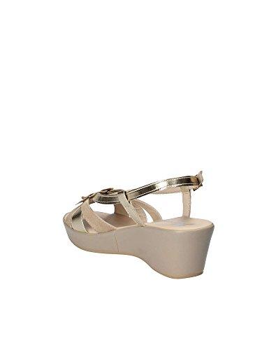 Sandals Women 269743 Susimoda Yellow Wedge PEwn70