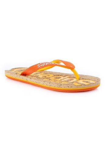 Superdry , Baskets pour femme Orange Orange