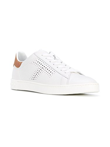 Tod's Sneakers Donna XXW12A0T490GPH2309 Pelle Bianco