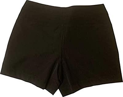 32 DEGREES Ladies Hiking Active Shorts Black