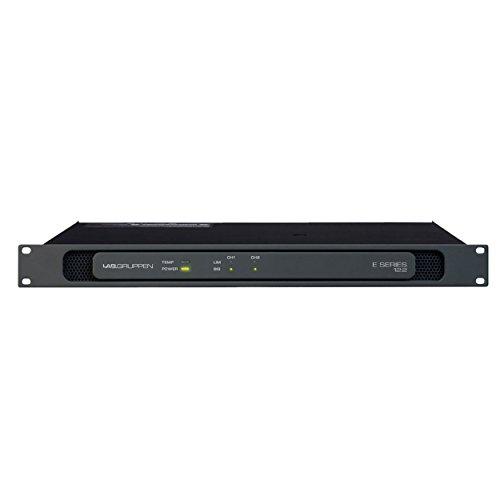 Lab Gruppen Amplifier with 2 Flexible Output Channels (E122US)