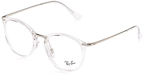Ray-Ban RX7140 Square Prescription Eyeglass Frames