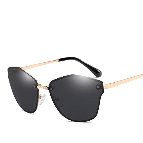 Aoligei L'Europe et les États-Unis tendance lunettes de soleil lunettes de soleil fashion Ladies HD lunettes de soleil UV 11eE7QCE