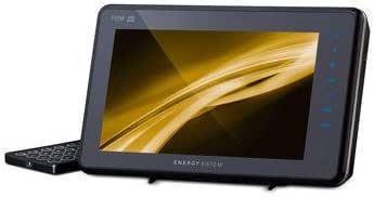 Energy Sistem LED TV3110 - Televisor portátil con pantalla de cristal líquido con DVR incorporado, 10 pulgadas, pantalla ancha, negro: Amazon.es: Electrónica