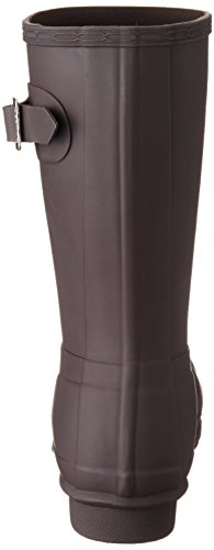 Botas Hunter Short Agua Original de Chocolate Marrón Adulto Bitter Unisex Gloss gtqO5t