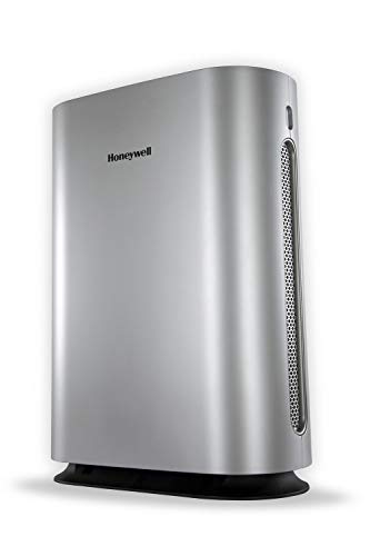 Renewed  Honeywell Air Touch S8 Smart and App Based Room Air Purifier  Royal Silver