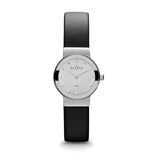 Skagen Women's Ancher Stainless Steel Mesh Dress Quartz Watch 2