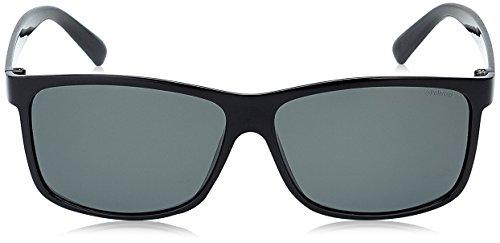 Sonnenbrille PLD Polaroid Noir 3010 S Black Grey 7F4wzq