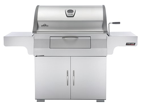 Napoleon PRO605CSS Mirage Charcoal  with Rear Burner