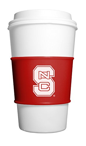 Fanpans NCAA North Carolina State Wolfpack NC State Team Gripz, Red
