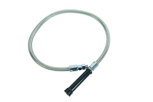 Pre Rinse Hose (BK Resources Pre-Rinse Faucet Replacement Spray Hose, 44 Inches long)