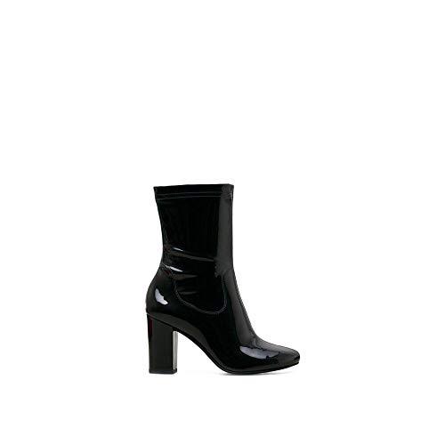 Kenneth Cole New York Women's Alyssa Patent Boot Black 6.5