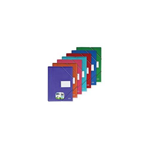 Polypropylene Pockets 20 - Elba A4 75 ml Polypropylene Pockets (Pack of 20 Units)