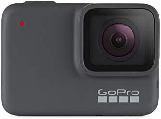GoPro HERO7 Silver 4K Ultra HD Waterproof Action Camera
