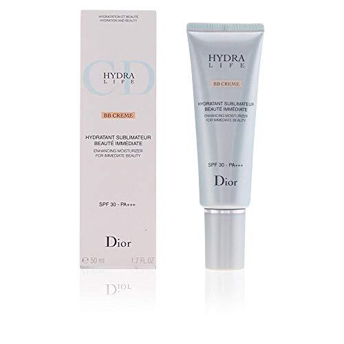 Christian Dior Hydra Life BB Creme Enhancing Moisturizer Spf 30 for Women Creme, 1.7 Ounce