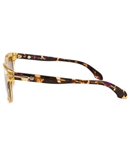 CK4219S Calvin 52 Klein CK 18 135 Honey 354 Sunglasses qwCP1tw