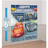Cars 3 Cars 3 Scene Setter 5 piece Wall Poster
