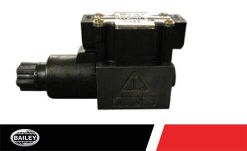 Chief D03 (2 Position Spring Offset Closed): 1 Solenoid 115V AC, 20 GPM, 5000 PSI, Parallel Circuit Type, 220301 ()