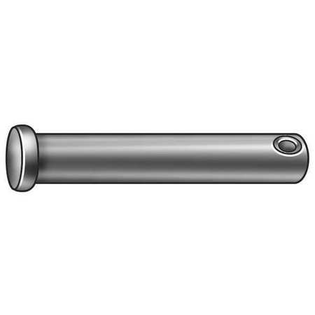 Clevis Pin, 1018, 0.625 x2 1/2 L, PK5 by ITW Bee Leitzke