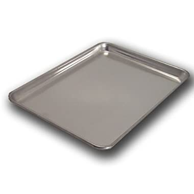 Artisan Professional Classic Aluminum Baking Sheet Pan with Lip, 18 x 13-inch Half Sheet