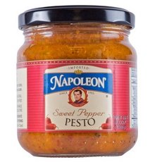 Napoleon B81692 Napoleon Sweet Pepper Pesto -12x6.3oz by Napoleon