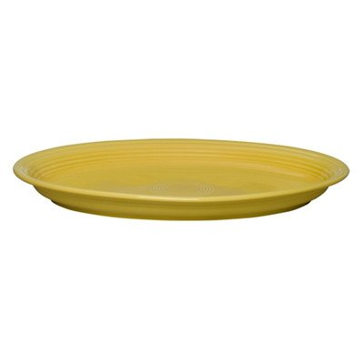 Platter Color: Sunflower (Serving Fiesta Platter Oval)