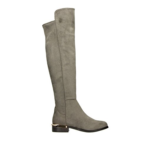 Ciara - Botas para mujer gris