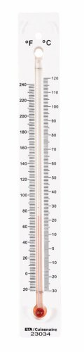 ETA hand2mind High-Range Dual-Scale Safety Thermometers (Pack of 10) (Temp Range)