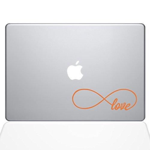 【人気ショップが最安値挑戦!】 The Decal Guru Orange Infinite Love Decal Vinyl MacBook Sticker 13 B0788GM56X MacBook Pro (2015 & Older Models) Orange (1646-MAC-13P-P) [並行輸入品] B0788GM56X, CoCo Ceylon:146b0ada --- a0267596.xsph.ru