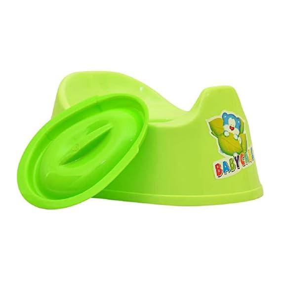 Nabhya Baby's Plastic Training Potty Seat ( Multicolor)