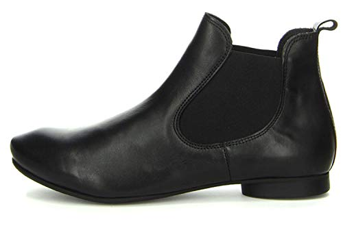 Guad Cold Short Women's Size Black Classic Lined Length 9 Chelsea Boot Boots Think 5 qS5xwpFC