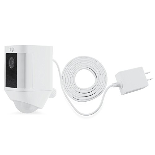 Weatherproof Integrated Charger for Ring Spotlight Cam Batte
